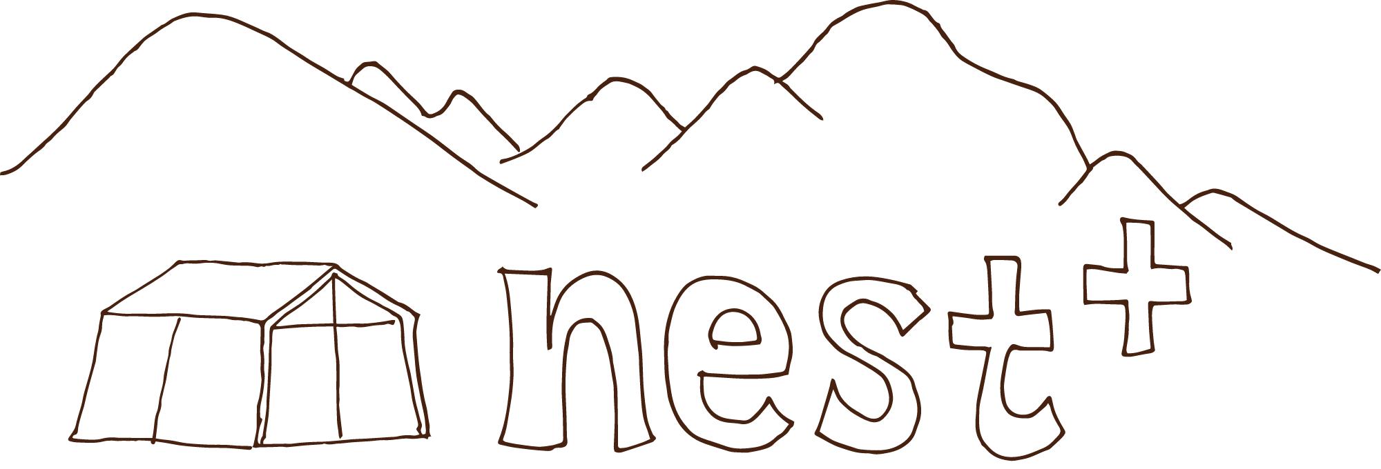 nest+ logo